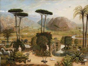 The Garden of Eden Erastus Salisbury Field