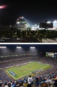 LP Field Collage