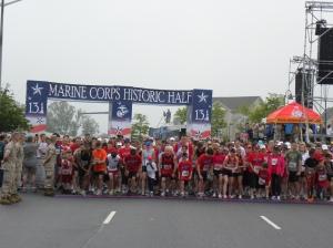 MCHH 2011 Start