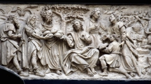 """""""The Feeding of the Five Thousand"""" Victoria & Albert Museum"""