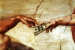 God or Money?