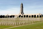Ossuary of Douaumont Verdun, France