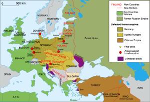 Europe After World War I