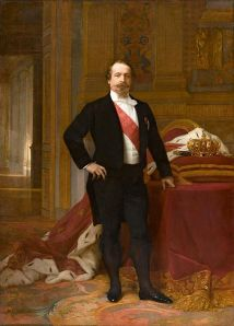 Napoleon III President of France 1848-1852 Emperor of France 1852-1870