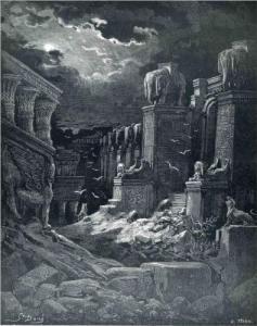 """Babylon Fallen"" Gustave Doré"