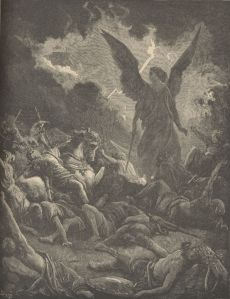 """Destruction of Sennacherib's Host"" Gustave Doré"