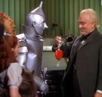 "The Tin Man's new ""heart"" was really a symbol of the change that had already happened in him.  Perhaps that is not too different from what happens in the heart transplant God accomplishes in His people."