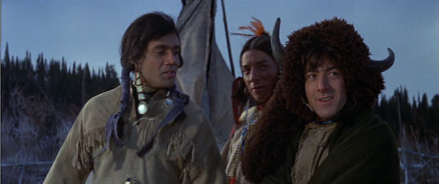 little big man Little big man is a 1970 american western film about a caucasian raised by the cheyenne nation during the 19th century, contrasting the lives of american pioneers and native americans throughout the progression of his life, with a largely comic presentation of most of the conflicts and tragedies that arise because of various forms of illusion and hypocrisy.