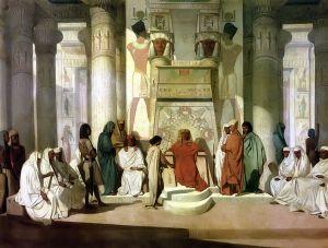 Joseph et Pharaon Adrien Guignet