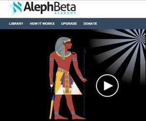 Va'era: Did God Take Away Pharaoh's Free Will? - Aleph Beta