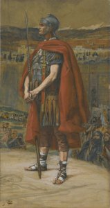 The Centurion James Tissot
