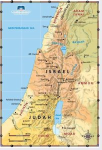 The Kingdoms of Israel (Ephraim) and Judah, 924 to 722 BCE