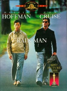 Dustin Hoffman's Oscar-winning performance in Rain Man introduced audiences to the world of autism.  (Photo:  Amazon.com)