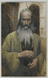 As Apostle to the Gentiles, Paul understood his responsibility to educate these new believers in Yeshua about how to live according to  God's standards of righteousness and holiness.  (Saint Paul, by James Tissot)