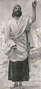 The Prophet Hosea James Tissot