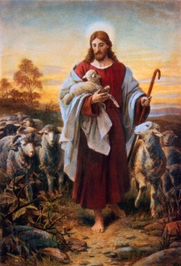 "This famous painting, Good Shephard, by Bernhard Plockhorst, depicts the well-known ministry of Messiah Yeshua seeking the ""lost sheep"".  Until recently, it was seldom understood that this aspect of His ministry was the beginning of the prophesied restoration of all Israel, including the Lost Tribes of the House of Ephraim."