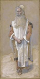 Moses, by James Tissot.