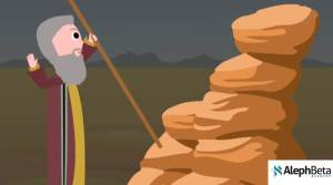 Chukat: Why Did Moses Hit The Rock? - AlephBeta.