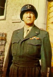 General George S. Patton, Jr., one of America's greatest - and most flawed - military leaders.  (Photo:  US National Archives, via Wikimedia Commons)