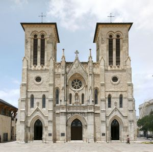 San Fernando Cathedral in San Antonio, Texas, is the oldest cathedral in the United States.  It is a fitting symbol of institutional Christianity in America, which is being shaken to its foundations by the radical changes sweeping America.