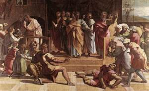 The Death of Ananias Raphael