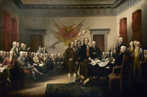 Declaration of Independence John Trumbull