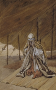 God Renews His Promises to Abraham James Tissot