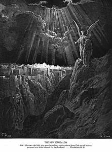 The New Jerusalem Gustave Doré