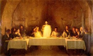 Last Supper Pascal Dagnan-Bouveret