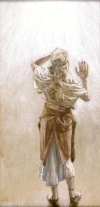 God Appears to Noah James Tissot