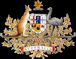 BFB151014 Australia Coat of Arms