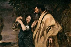 Abraham and Isaac Anthony van Dyck