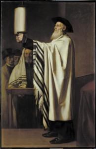 Présentation de la Loi (Presentation of the Law), by Edouard Moyse (Musée d'art et d'histoire du Judaïsme via Wikimedia Commons)