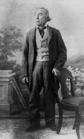 José Antonio Navarro, Texas statesman and patriot.