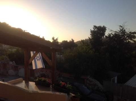 Sunrise at Gi'vat Ye'arim
