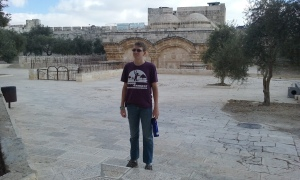Joseph at the Eastern Gate.