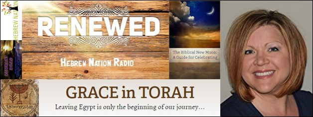 04/24/2017: Kisha Gallagher of Grace in Torah and HNR's Renewed shares her insights on the maturity of the Hebrew Roots movement and her recent trip to Israel.