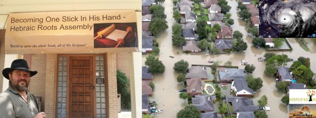 09-11-2017: John McQuary of Messianic Covenant Community tells us about the effects of Hurricane Harvey in Houston, even as Hurricane Irma is creating another opportunity for God's people to demonstrate His grace.