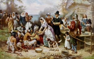 Ferris - The First Thanksgiving