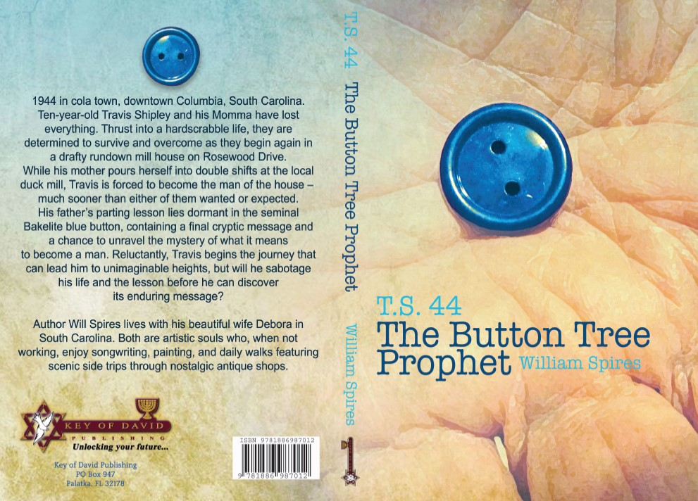 Ordinary Legends: A Review of T.S. 44 – The Button Tree Prophet, by WilliamSpires