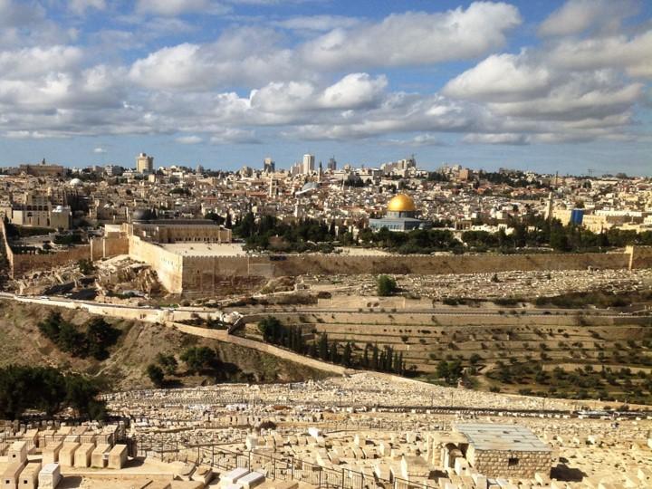 Remembering Jerusalem: A Memoir of the HolyCity