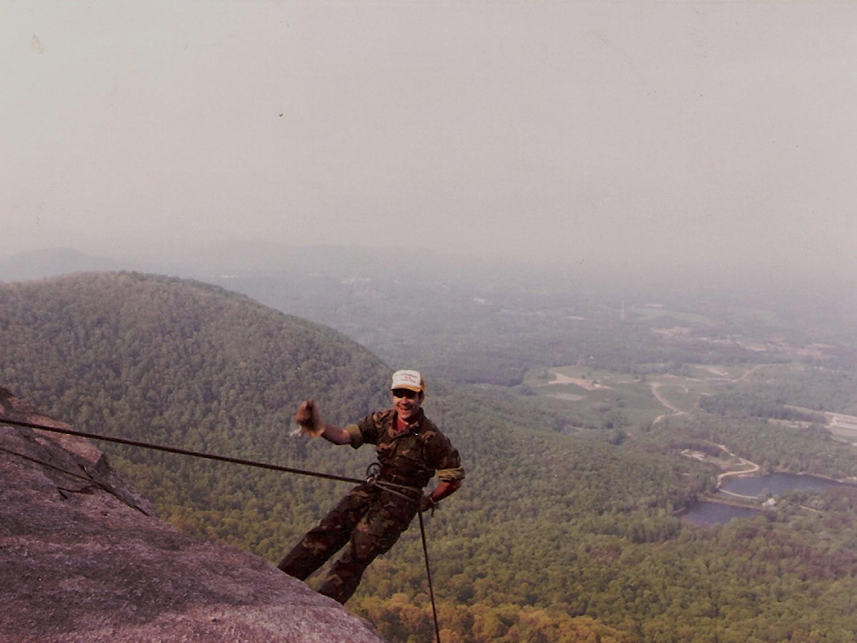 BFB210515 Al McCarn at Yonah Mountain 800504