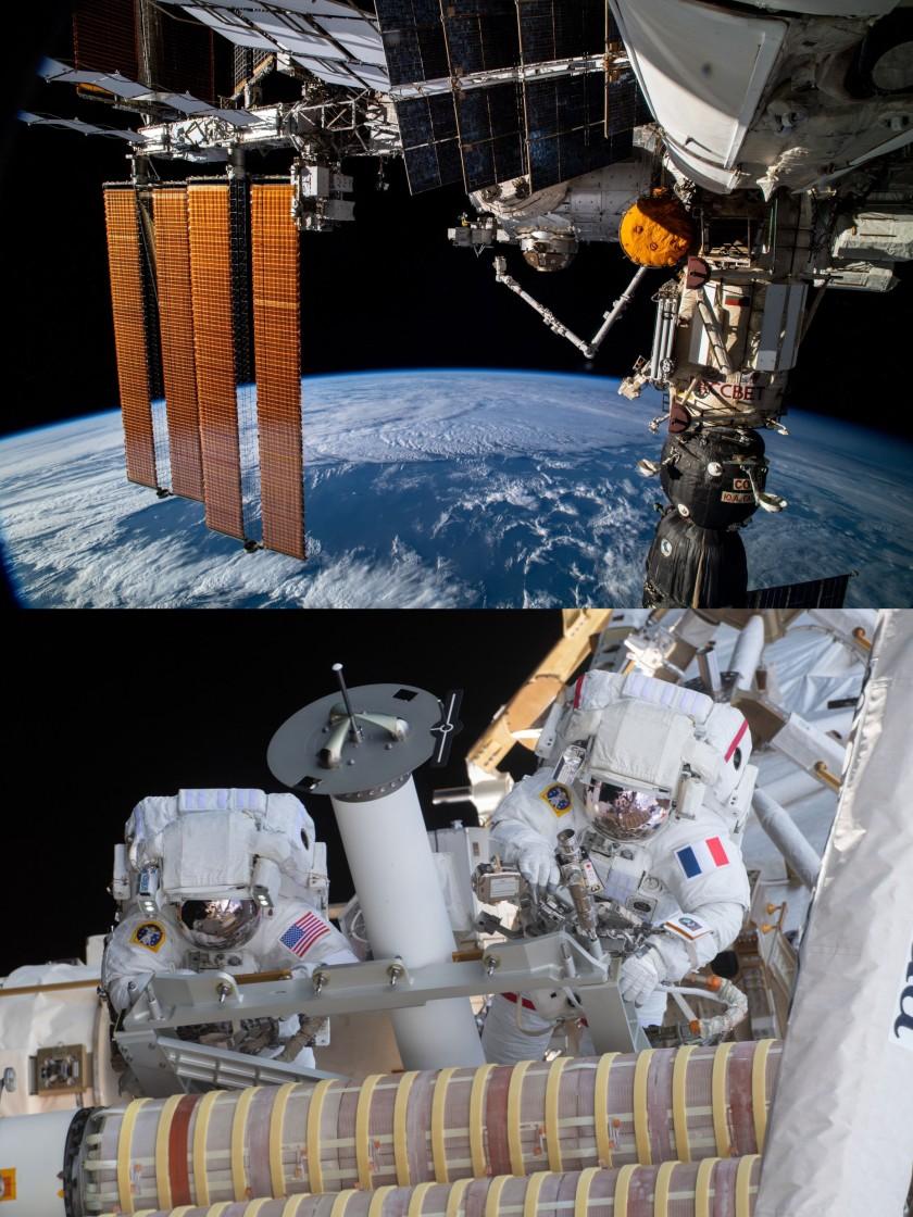 BFB210717 International Space Station