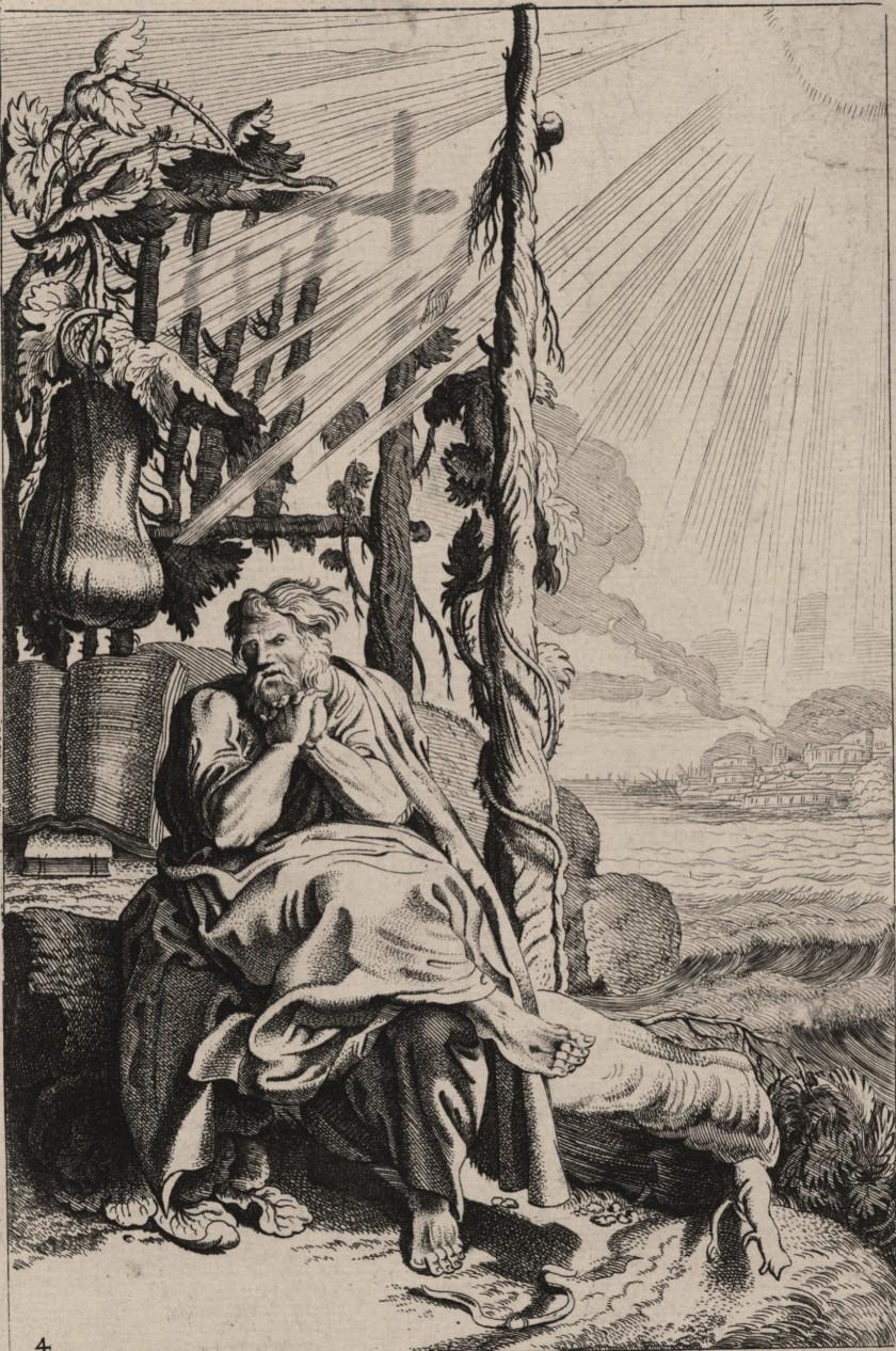 BFB210918 Van de Velde - Jonah Under the Miracle Plant